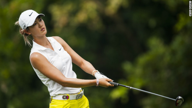 Dos estadounidenses lideran el Lorena Ochoa Invitational