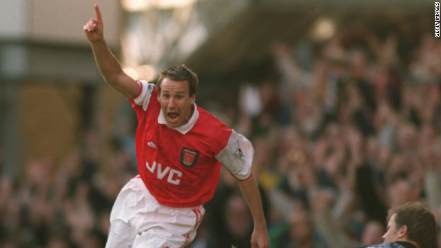 Paul Merson was a longtime teammate of Adams at Arsenal. The midfielder fought gambling addiction and said he once won £54,000 on a single bet as well as losing £30,000 on another.