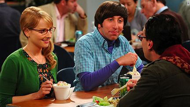 'The Big Bang Theory' casts Bernadette's mom