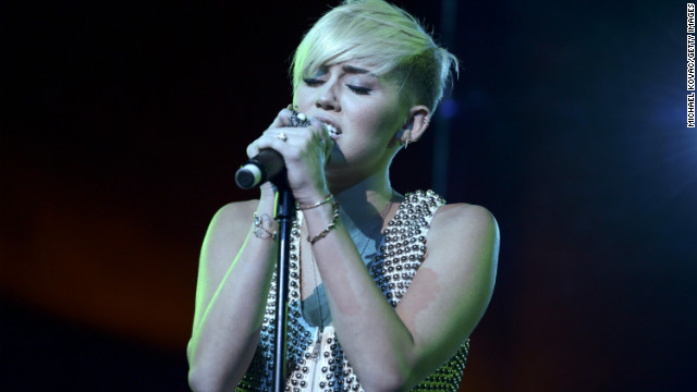 Miley Cyrus talks new album