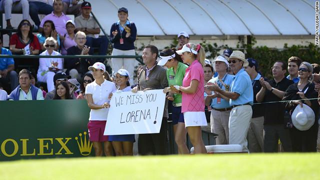 ¿Qué pasó en la primera ronda del Lorena Ochoa Invitational?