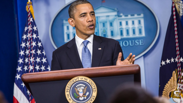 Obama invites congressional leaders to White House