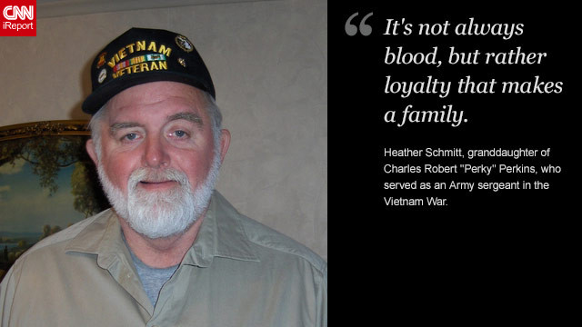 <a href='http://ireport.cnn.com/docs/DOC-878917'>Read Heather Schmitt's tribute to her grandfather on iReport.</a>