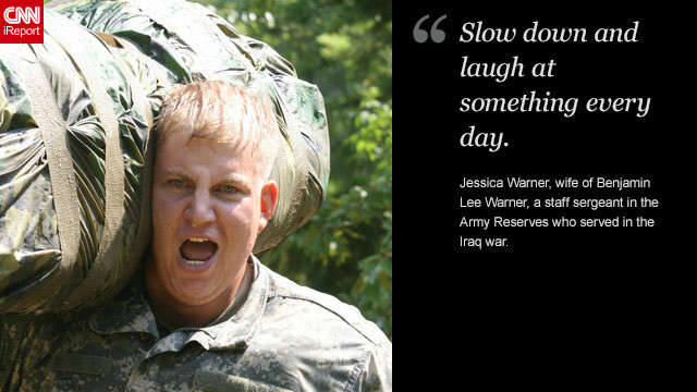 <a href='http://ireport.cnn.com/docs/DOC-872614'>Read Jessica Warner's tribute to her husband on iReport.</a>