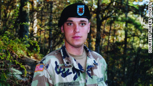 Sgt. Michael Stokely was killed in Iraq in August, 2005. 