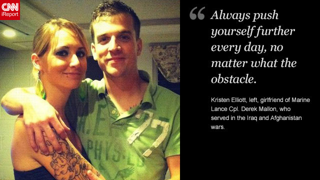<a href='http://ireport.cnn.com/docs/DOC-876807'>Read Kristen Elliott's tribute to her boyfriend on iReport.</a>