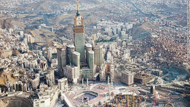 Mecca redevelopment sparks heritage concerns