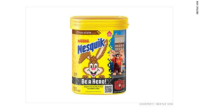 Nestle ordena el retiro del mercado de miles de unidades de Nesquik chocolate en EE.UU.
