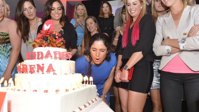 ¡Feliz cumpleaños Lorena Ochoa!