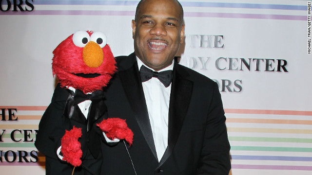 Voice of Elmo on leave after denying 'underage conduct' with teen