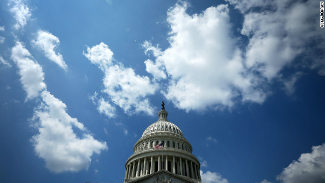 Both sides point to bipartisanship as fiscal cliff deadline looms