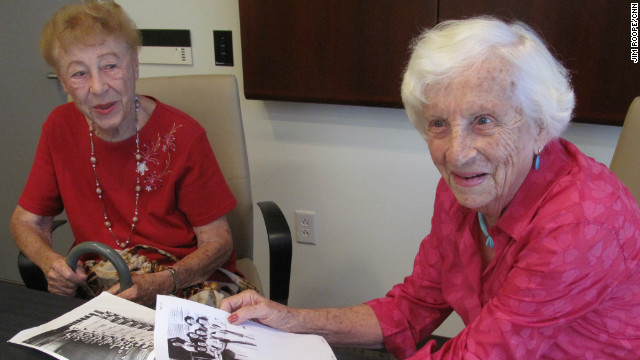 WWII's Navy women remember