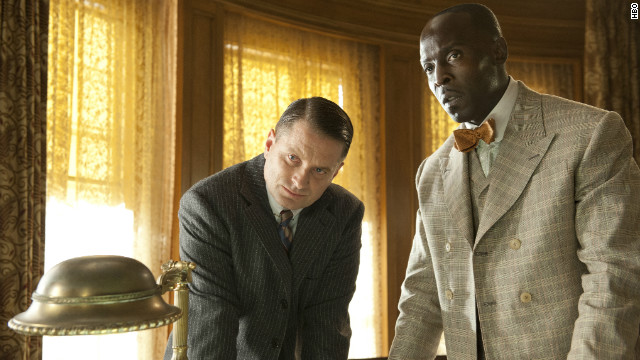 'Boardwalk Empire': Dazed and confused