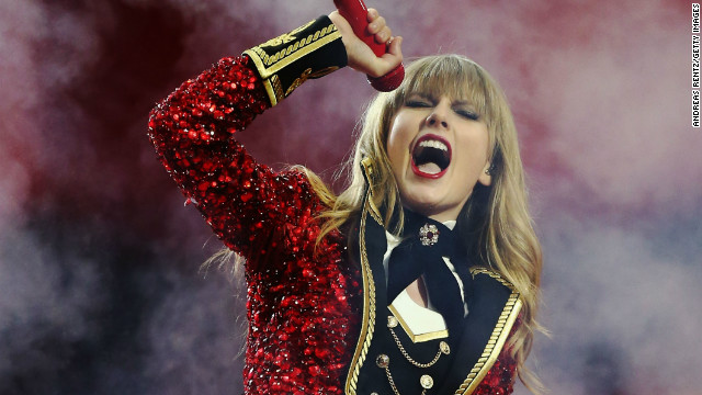 "<a href='http://marquee.blogs.cnn.com/2012/12/13/taylor-swift-turns-23-with-globes-nod-and-harry-styles/?iref=allsearch' target='_blank'>At just 23, Taylor Swift</a> has had more success than some singers see in a lifetime. This year alone <a href='http://marquee.blogs.cnn.com/2012/10/31/taylor-swift-scores-biggest-sales-week-in-a-decade/?iref=allsearch' target='_blank'>she set a new sales record with her latest album, ""Red,""</a> and her earworm of a single, ""We Are Never Ever Getting Back Together,"" was No. 1 on the charts."
