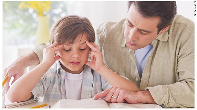 Papás, los hijos también sufren de estrés, ayúdenlos a liberarse