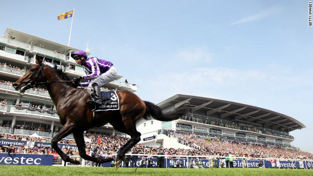 Camelot's owners reserved the name in the hope of finding a horse that would live up the mythical Arthurian city. The British colt came close, but failed to secure the Triple Crown this year.