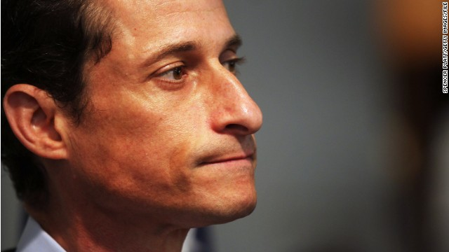 Weiner sorry after woman uses gay slur