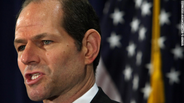 Spitzer: 'You need skin as thick as a rhinoceros'