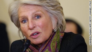 Former U.S. Rep. Jane Harman