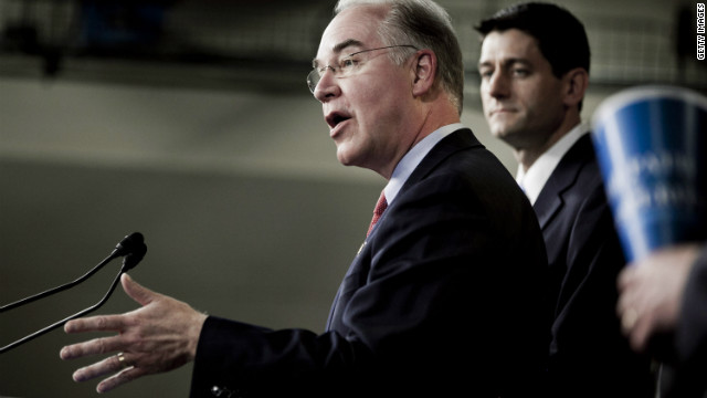 Paul Ryan backs Price for top GOP leadership role
