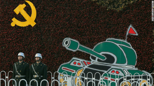 China's defense spending mystery