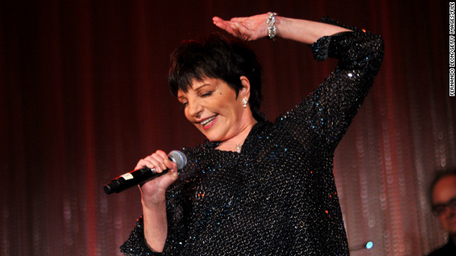 Liza Minnelli brings her talents to 'Smash'