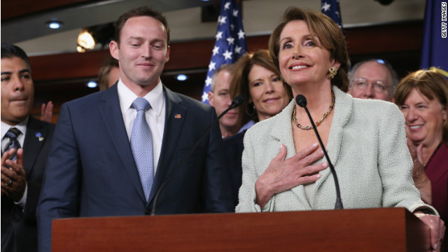 Pelosi threatens House vote on tax bill