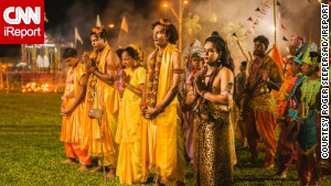 Best Diwali shots from around the world