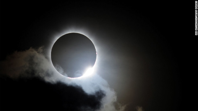 Photos: Australian solar eclipse