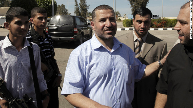 Head of Hamas military wing killed