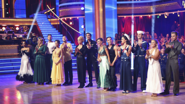Since 2005, ABC's &quot;Dancing with the Stars&quot; has awarded the best celebrity ballroom dancer of the season with a mirror ball trophy. Kelly Monaco, Drew Lachey and J.R. Martinez are among the winners. &lt;a href='http://marquee.blogs.cnn.com/2012/11/28/and-the-dwts-all-stars-champion-is/' target='_blank'&gt;Melissa Rycroft&lt;/a&gt; won the latest season, where she faced off with former contestants on &quot;DWTS: All-Stars.&quot;