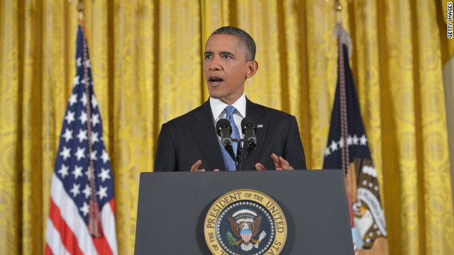 Live blog: President Obama&#039;s news conference