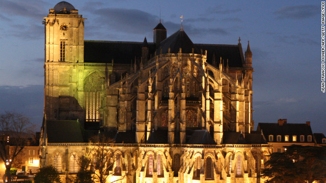 The town is best known for its auto race, but Le Mans also has a centuries-spanning cultural history worth exploring.
