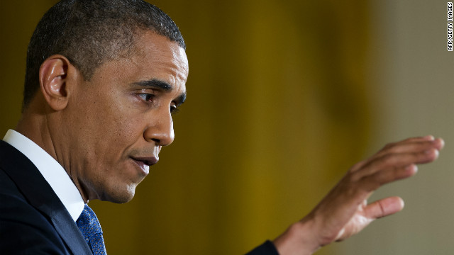 Obama: Republican criticism of Rice 'outrageous'