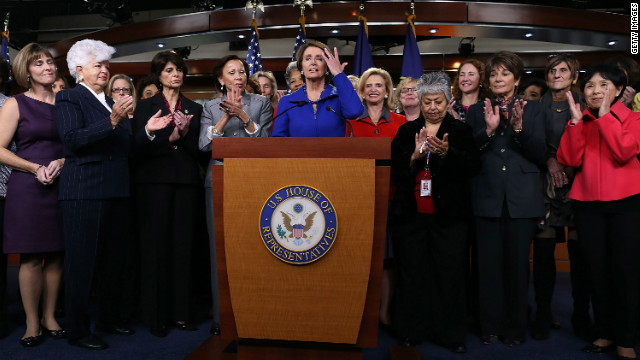 Pelosi intends to remain Democratic leader