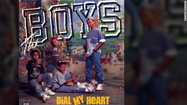 "The Boys released three albums between 1988 and 1992. ""Dial My Heart"" was the debut single from brothers Khiry, Hakim, Tajh and Bilal Abdulsamad."