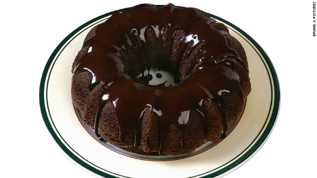 National bundt cake day