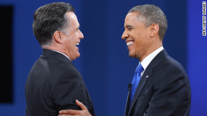 CNN Poll: Romney would beat Obama in 2012 do-over