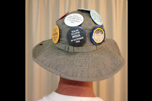 solar eclipse ireport hat