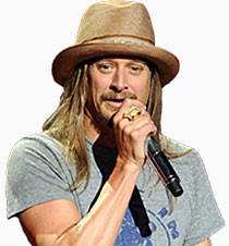 Kid Rock and young celeb grandparents