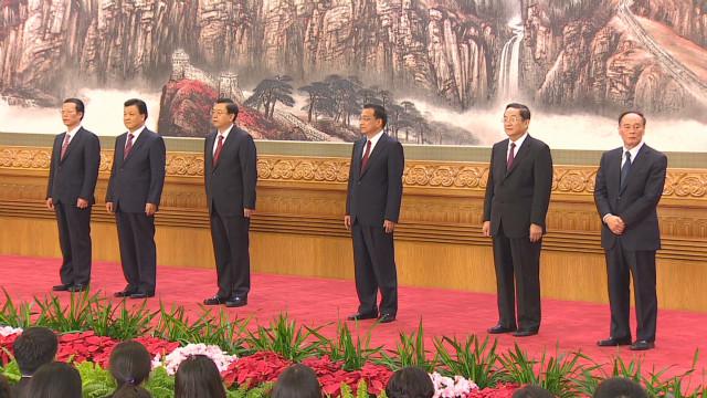 La sombra del expresidente se cierne sobre los nuevos líderes de China