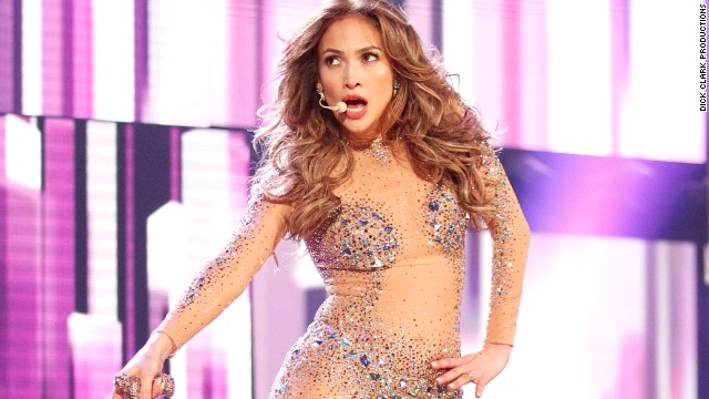 Jennifer Lopez talks Casper - and her controversial performance