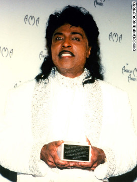 In 1997, Little Richard won the Award of Merit.
