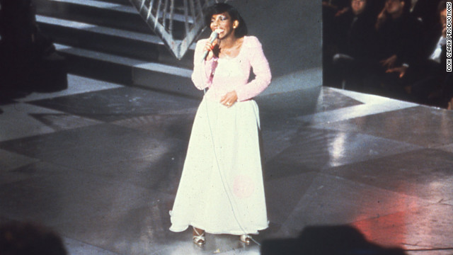 Stephanie Mills performed &quot;Heart Attack&quot; in 1981.