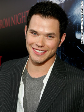 "Actor and model Kellan Lutz had landed roles on the small screen -- ""The Comeback,"" ""Summerland"" -- as well as on the silver screen -- ""Stick It,"" ""Accepted"" -- before he appeared in the first ""Twilight"" film in November 2008."