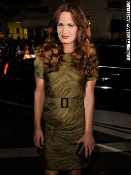 "Elizabeth Reaser looked familiar to ""Grey's Anatomy"" fans when she arrived at the premiere of ""Twilight's"" L.A. premiere in November 2008 because she'd just wrapped a recurring guest role on the hit ABC medical series."