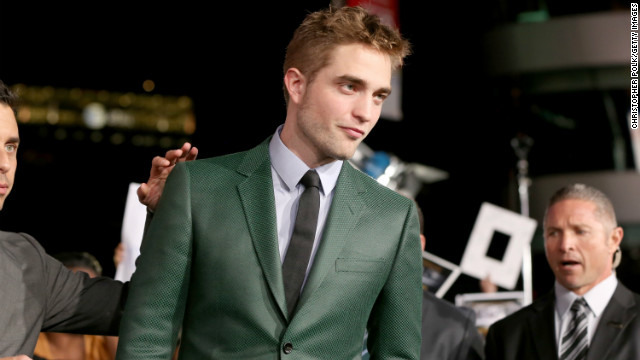 But when Pattinson hit the L.A. premiere for the final &quot;Twilight&quot; installment on Monday, November 12, he was no longer known as Potter's competitor. The actor's started to make a name for himself outside of &quot;Twilight&quot; with 2011's &quot;Water for Elephants,&quot; and on the art house circuit with the 2012 David Cronenberg project, &quot;Cosmopolis.&quot;