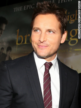 Seeing that Facinelli clearly had not aged a day when he showed up for the final &quot;Twilight&quot; film in November has us thinking twice about whether he was just acting as a vampire.