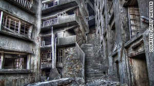Hashima Island\'s real history is darker than any movie.