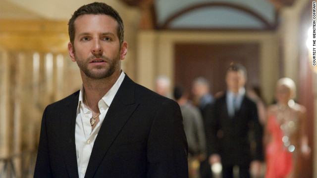 Bradley Cooper (&quot;Silver Linings Playbook&quot;); Daniel Day-Lewis (&quot;Lincoln&quot;); Hugh Jackman (&quot;Les Misrables&quot;); Joaquin Phoenix (&quot;The Master&quot;); Denzel Washington (&quot;Flight&quot;)